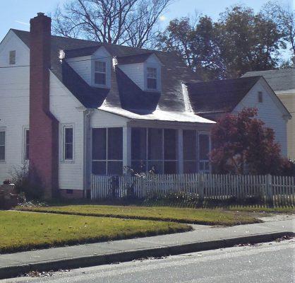 house on wilson