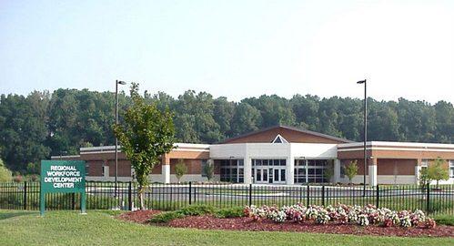 Regional Workforce Development Center